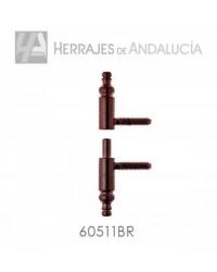 PERNIO ANUBA  BARROCO ACABADO BRONCE 605/11