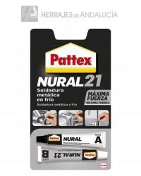 SELLADOR PARA SOLDADURA METALICA PATTEX NURAL 21