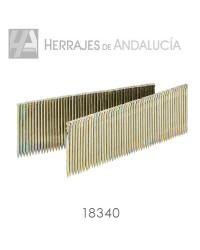 CLAVO TEMPLADO BRAD 1.83/40 (caja 1,5 millares )