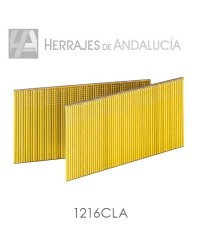 CLAVOS BRAD AX 12/16 (caja 5 millares )