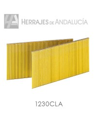 CLAVOS BRAD AX 12/30 (caja 5 millares )