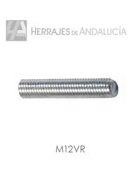 VARILLA ROSCADA M-12 ZP. 1 METRO