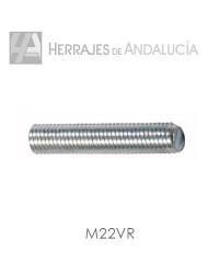 VARILLA ROSCADA M-22 ZP. 1 METRO