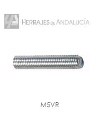 VARILLA ROSCADA M-5 ZP. 1 METRO