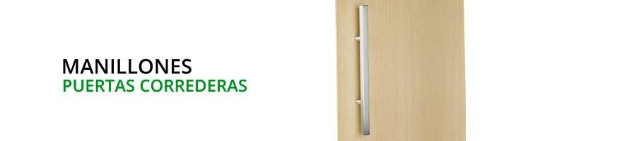 Manillones y tiradores para puertas correderas - Compra Calidad