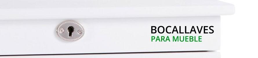 Bocallaves Mueble. Amplio Catálogo de Accesorios y Herrajes