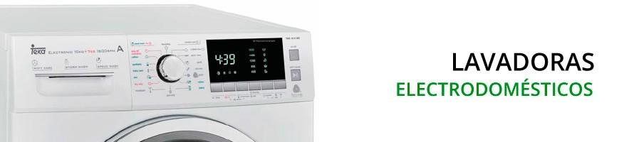Lavadoras Teka - Ahorra Energía en cada lavado