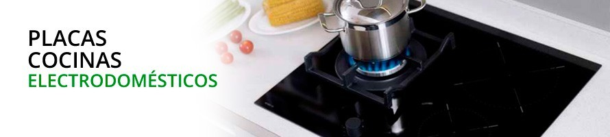 Placas / Cocinas
