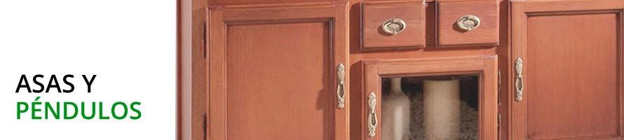 Asas y Péndulos para muebles. ¡Accesorios para muebles en nuestra Web!