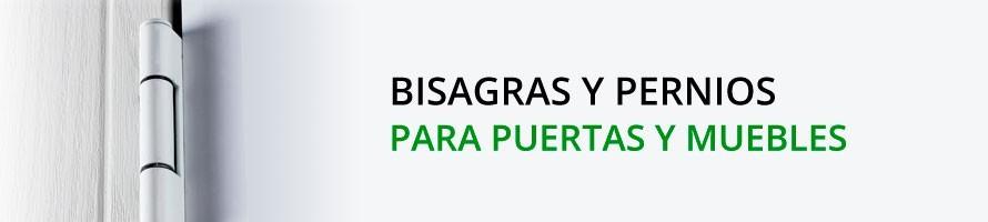 Bisagras y Pernios