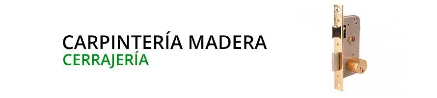 Cerraduras para Puertas de Madera - Compra Online en Nuestra Web