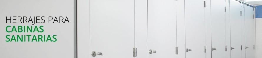 Herrajes y Accesorios para Cabinas Sanitarias - Compra Ahora en Línea