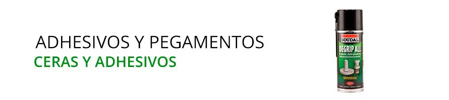 Pegamentos y Adhesivos - Herrajes de Andalucía