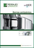 Catálogo Barras Antipánico 2019