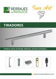 Catálogo Tiradores Herrajes de Andalucía